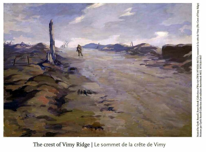 Vimy War art10