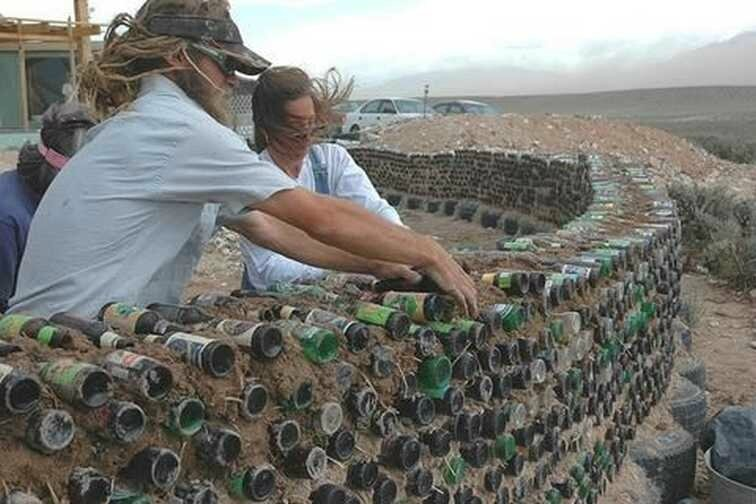 earthship1bouteilles
