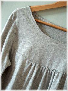 jersey gris chiné (épuisé)
