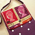 sac pochette timbre1