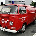 Volkswagen combi t2b feuerwehr-1969
