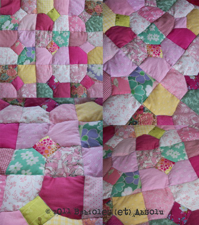 Patchwork Rose