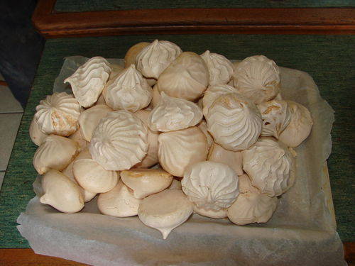 2008 05 17 Les meringues que Cyril viens de faire
