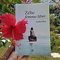 Amélie, auteure pleine de poésie !