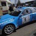 Rally baldomerien 2015 coupe de france n°5 6e bmw