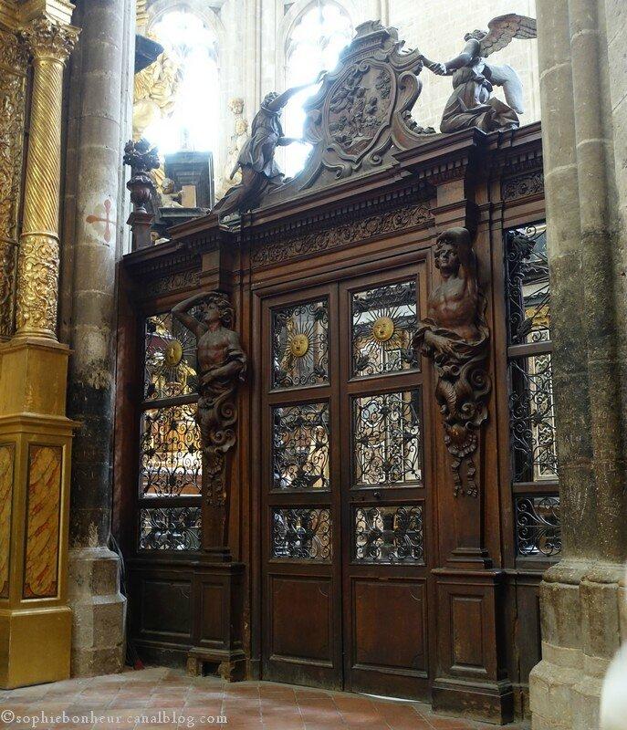 basilique porte