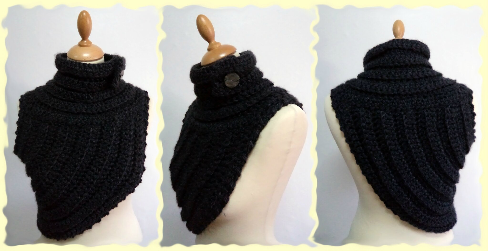 hunter cowl