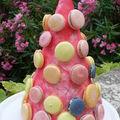 Macarons sous un soleil de plomb !!