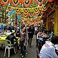 La fête du dieu Ganesh dans les rues du 10ème.