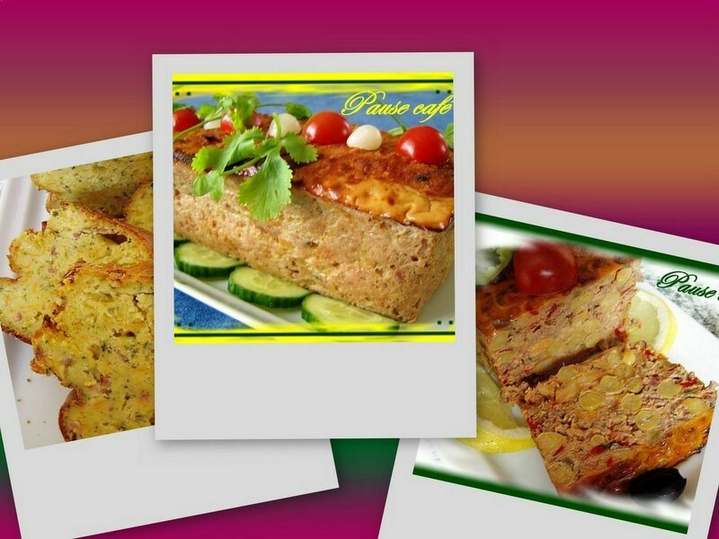 Cake Courgettes Thon F Ef Bf Bdta