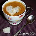 Latte art café décorés Barista