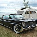 Lincoln continental iii 2door hardtop 1958