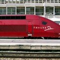 Profil du TGV Thalys Duplex