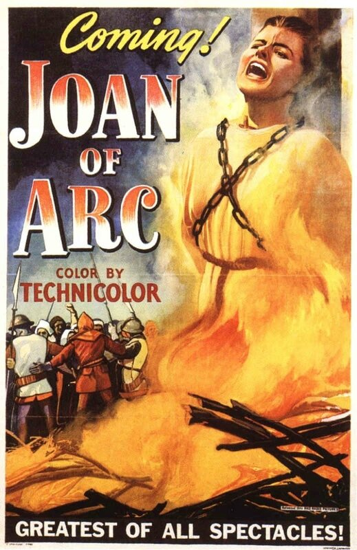 Ingrid Bergman - Joan Of Arc