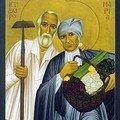 Saint Isidore le Laboureur et son épouse