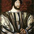 RENAISSANCE classique 1525_Portrait de François 1er_Clouet
