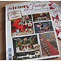 Simply vintage n° 9