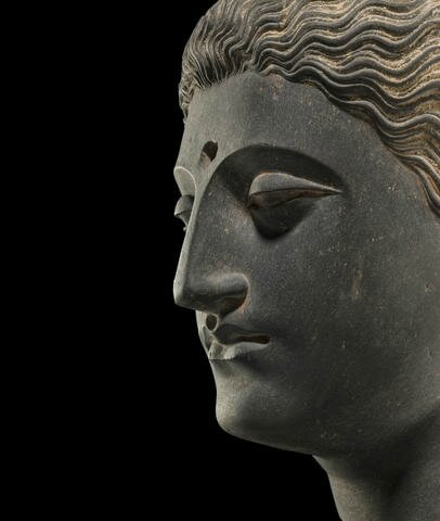 SERENE ENLIGHTENMENT. A Buddha Sculpture from Gandhara at Bonhams New York on March 16