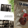 Exclusif ! Le CD de La Canne  swing  Jazz en Touraine 