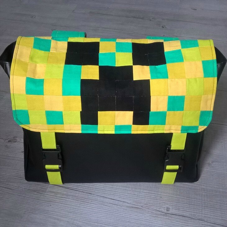 Cartable Pirate Minecraft Mavada (3)