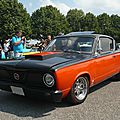PLYMOUTH Barracuda 2door coupé 1966 Illzach (1)