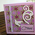 carte violet