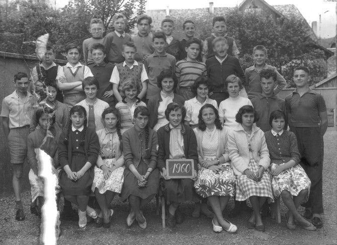 Collége 1960