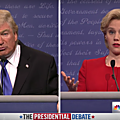 Trump vs clinton - s42e1 (01/10/2016)