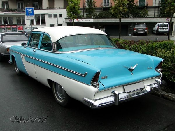 plymouth belvedere v8 club coupe 1955 b