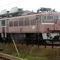 ED 79 108 Hakodate depôt