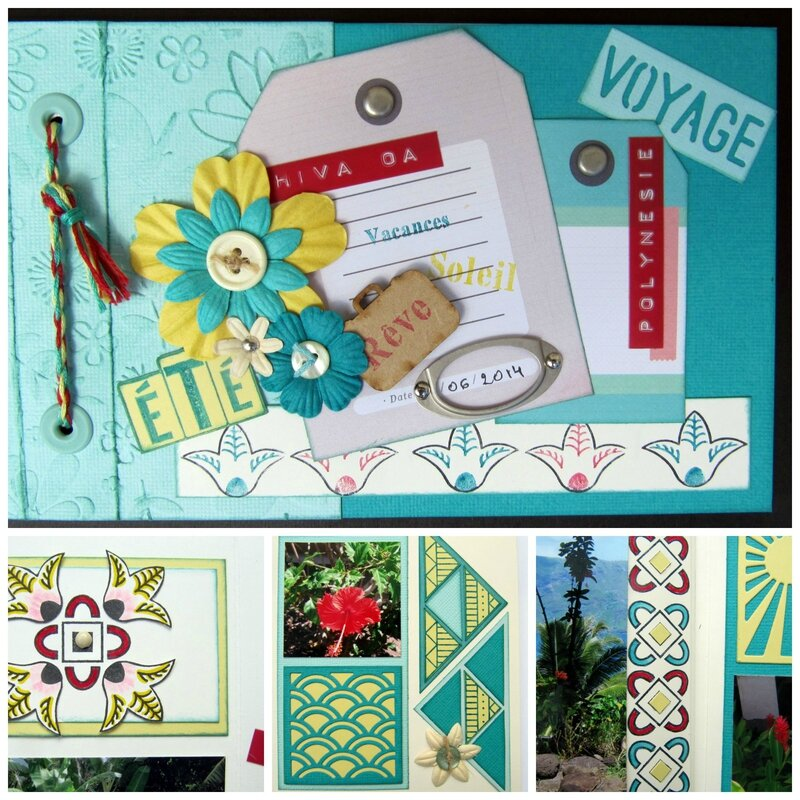 Collage cath b