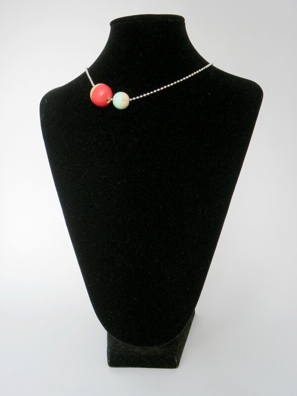 collier corail menthe 5
