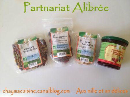 partenariat alibrée blog