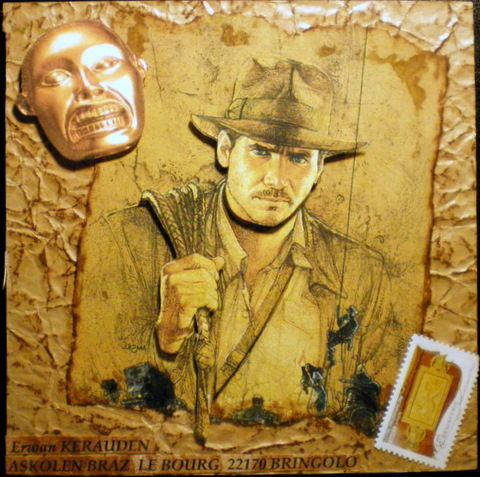 193~Indiana Jones pour Tarlatanne