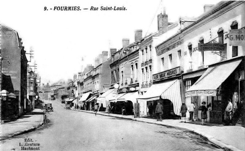 FOURMIES-La Rue Saint-Louis