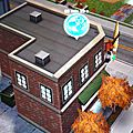 Les sims freeplay - loisir - designer de mode -