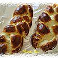 Brioche juive