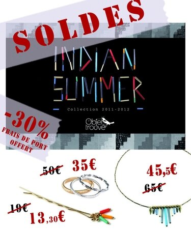 SOLDES SUMMER12