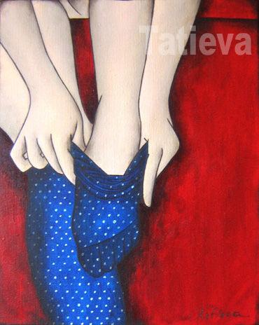 Riviera Geste Bleu