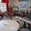 école d'Arleux, do ré mi fa sol la musique à l'école