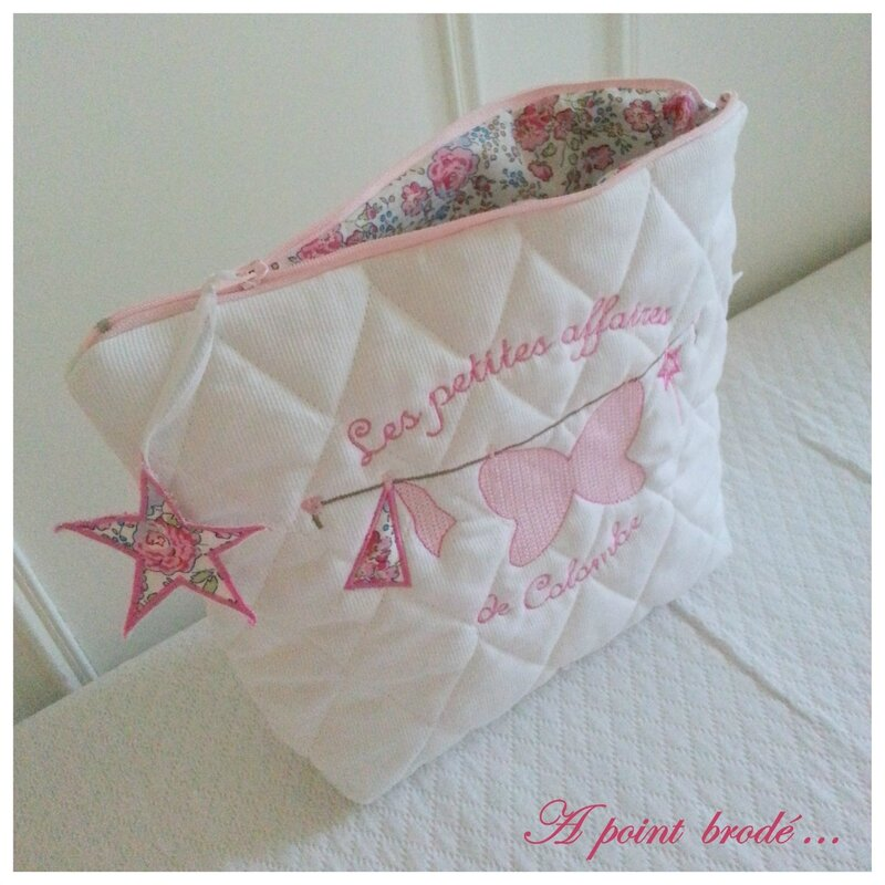Trousse GM Colombe