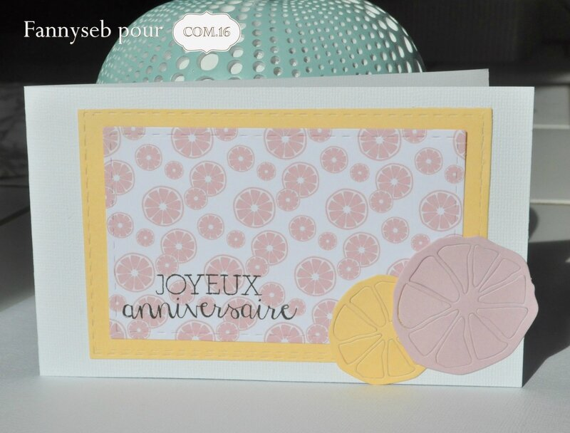 set anniversaire carte anniversaire fannyseb dec 2016 collection sandra papiers COM16 SIGNATURE