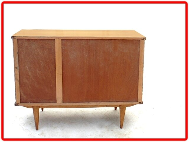 commode buffet années 1950