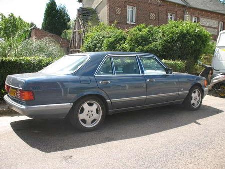 Mercedes420SELprof
