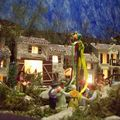 Un village miniature....