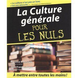 La_culture_g_n_rale_pour_les_nuls