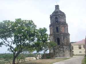 Santa Maria Church belltower