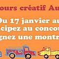 Concours auto plus – dessins d'enfants - des super cadeaux à gagner !!!