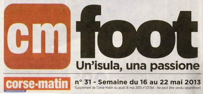 001 CM Foot N°0031 - 1167 - 2013 05 16