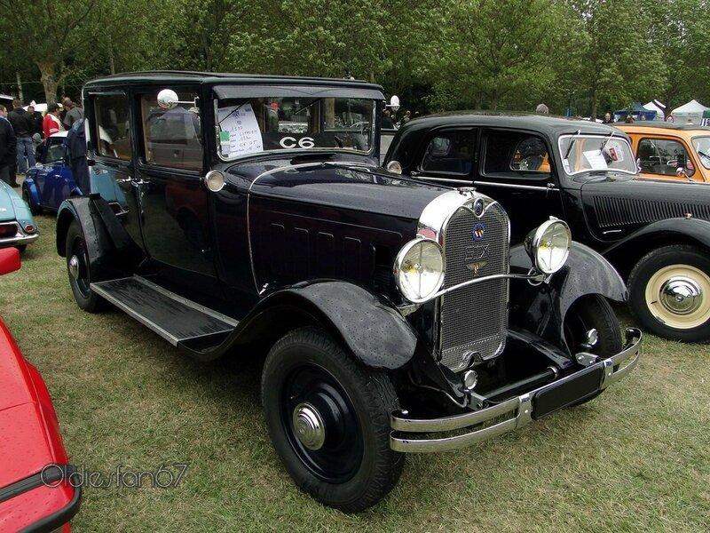 citroen c6 berline 1930 a